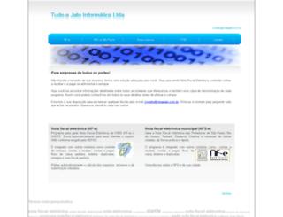 notaajato.com.br screenshot