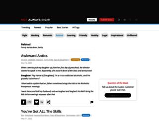 notalwaysrelated.com screenshot