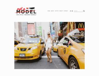 notamodel.net screenshot