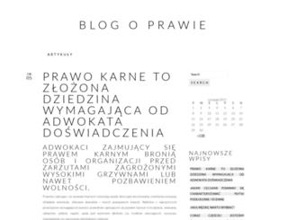 notariuszczest.com.pl screenshot