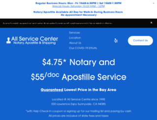 notary4all.com screenshot