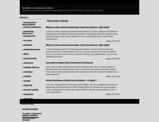 notatka.info screenshot