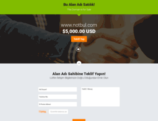 notbul.com screenshot