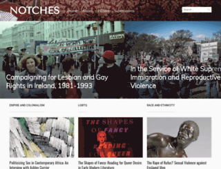 notchesblog.com screenshot
