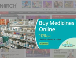 notchmag.com screenshot