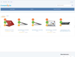 notebooker.co.uk screenshot