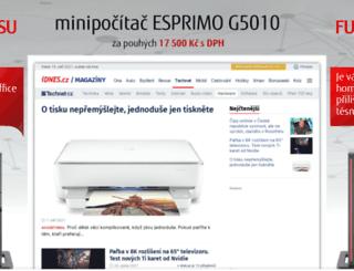 notebooky.idnes.cz screenshot