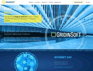 notepad.gridinsoft.com screenshot