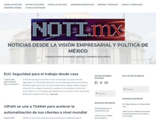 noti.mx screenshot
