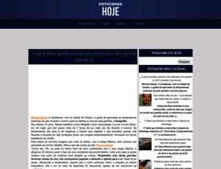 noticiariodiariodaweb.blogspot.com.br screenshot