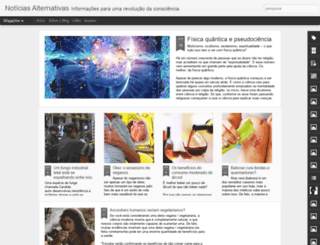 noticias-alternativas.blogspot.com.br screenshot