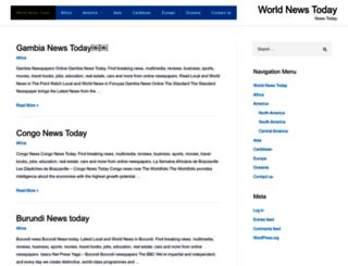 noticias-today.com screenshot