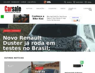 noticias.carsale.uol.com.br screenshot