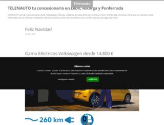 noticias.telenauto.com screenshot
