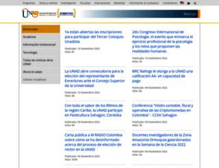 noticias.unad.edu.co screenshot