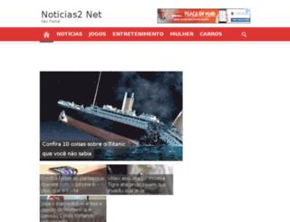 noticias2.net screenshot