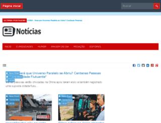 noticiascomhumor.com screenshot