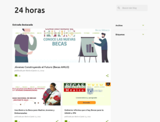 noticiascristianasfacebook.blogspot.mx screenshot