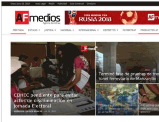 noticiasdecolima.com screenshot