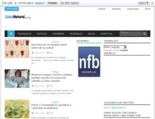 noticiasfb.com screenshot