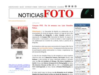 noticiasfoto.com screenshot