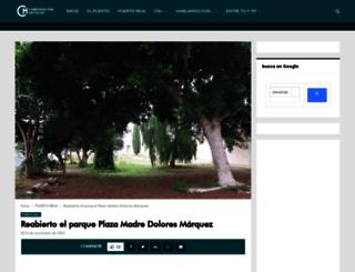 noticiaslocales.org screenshot