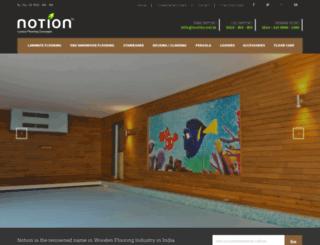 notion.net.in screenshot
