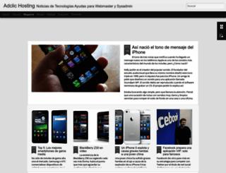 notitecnologico.blogspot.com screenshot