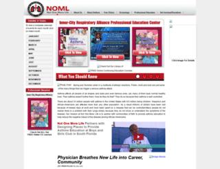 notonemorelife.org screenshot