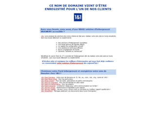 notresoiree.com screenshot