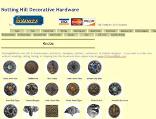 nottinghillknob.com screenshot
