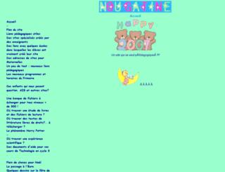 nougatine.org screenshot