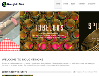 noughtinone.com screenshot