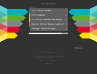 nouredine2.com screenshot