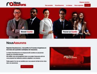 nousassurons.com screenshot