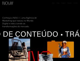 nov3.com.br screenshot