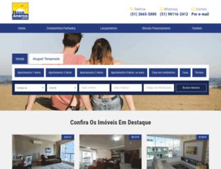 novaamericaimoveis.com.br screenshot