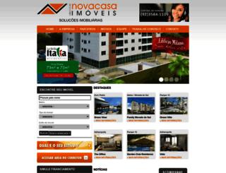 novacasamanaus.com.br screenshot