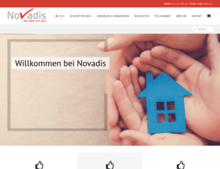 novadis.net screenshot