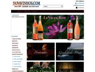 novafazendinha.com.br screenshot