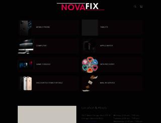 novafix.com screenshot