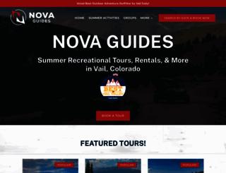 novaguides.com screenshot