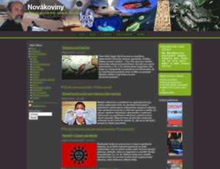 novakoviny.eu screenshot