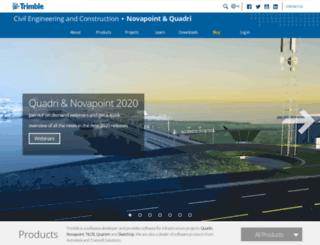 novapoint.com screenshot