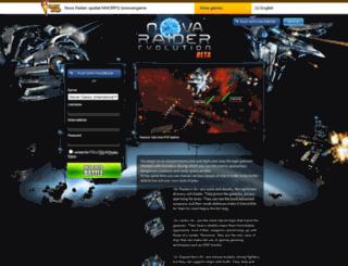 novaraider.com screenshot