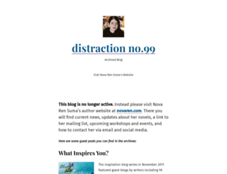 novaren.wordpress.com screenshot