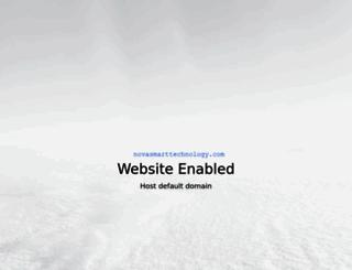 novasmarttechnology.com screenshot