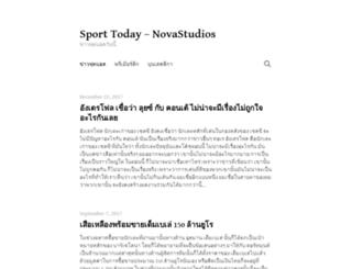 novasoundstudios.com screenshot