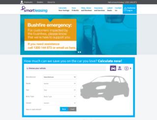 novatedlease.com.au screenshot