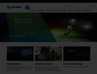 novatel.com screenshot